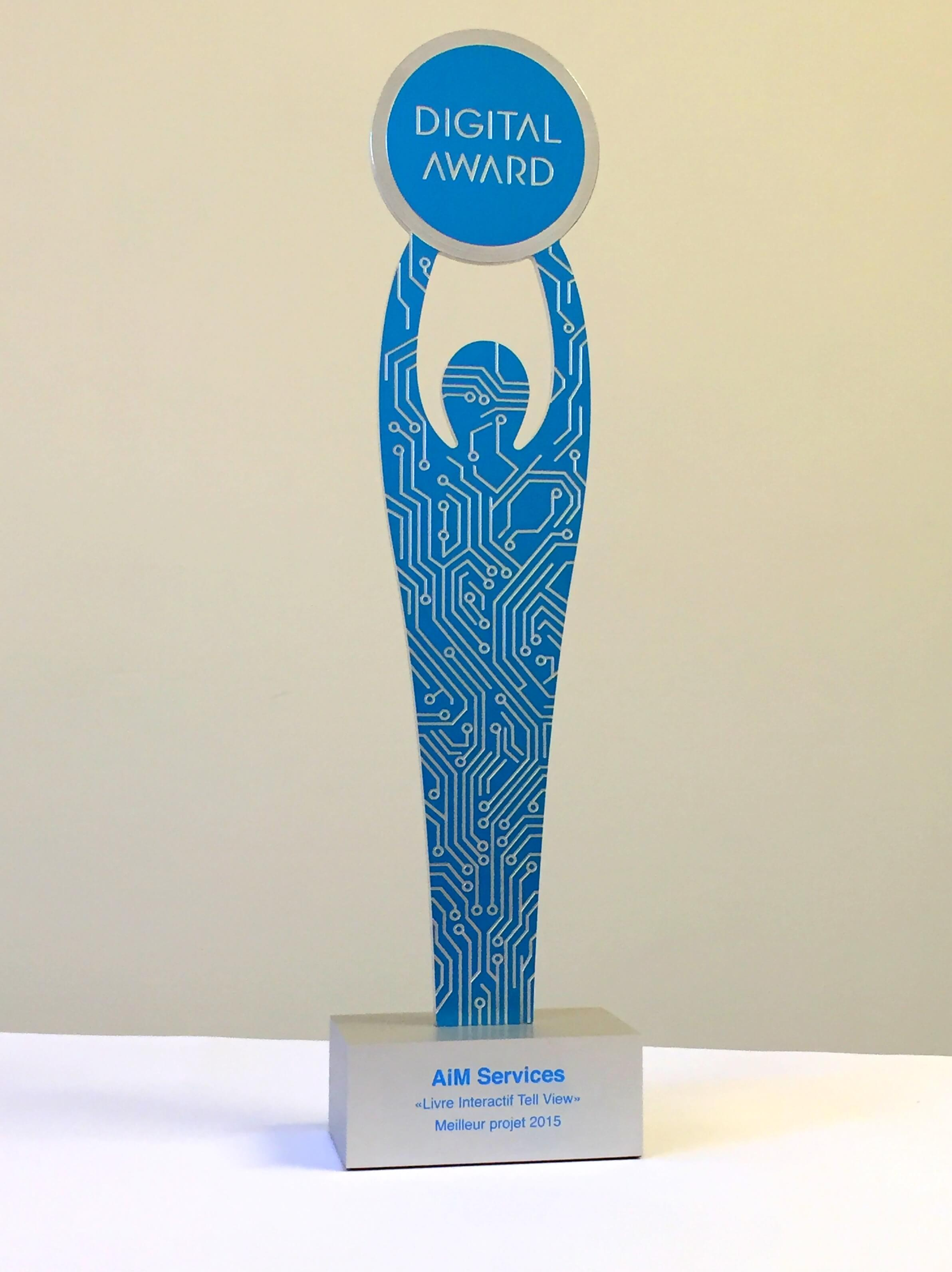 Digital Award 2015